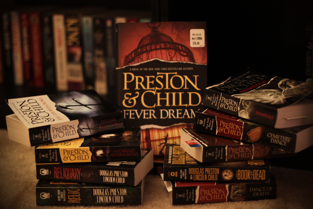 ¿Buscas una guía para no perderte en las novelas de Pendergast? - Nocturnis te ofrece la guía definitiva de las novelas de Preston y Child