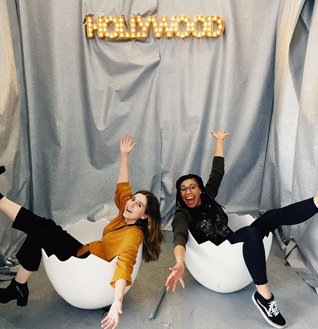 living our best life #hollywood #superbloom2019