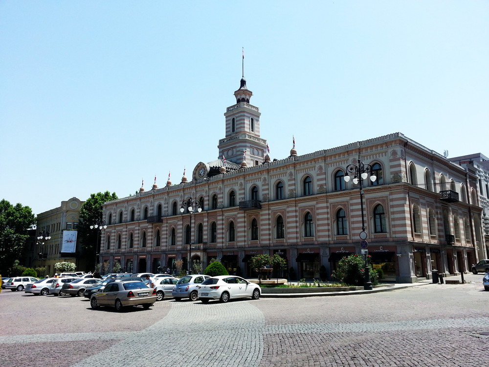 Old City Hall.