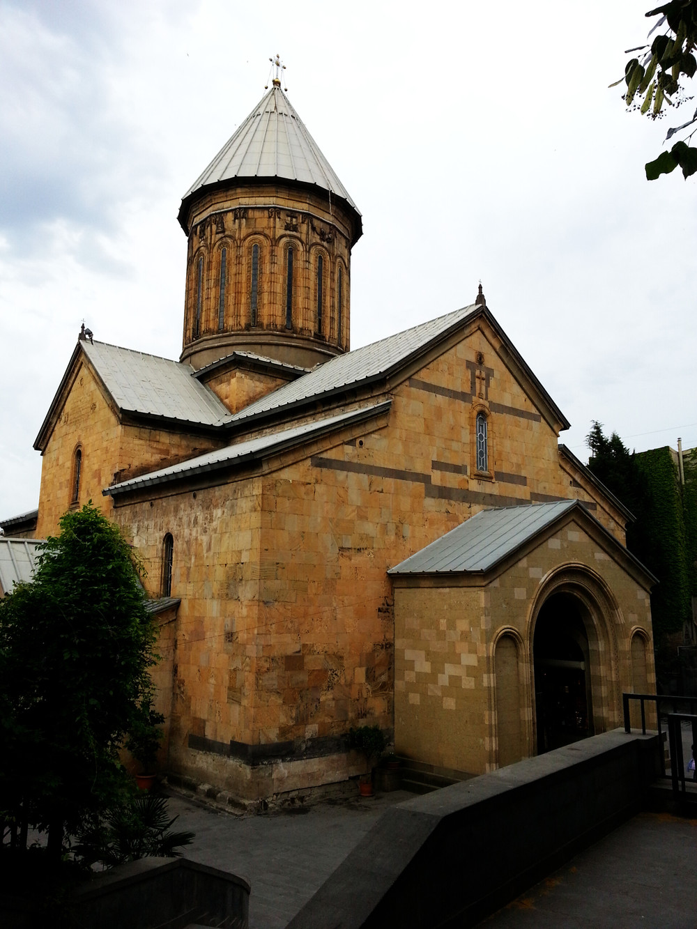 Tbilisi Sioni Cathedral.