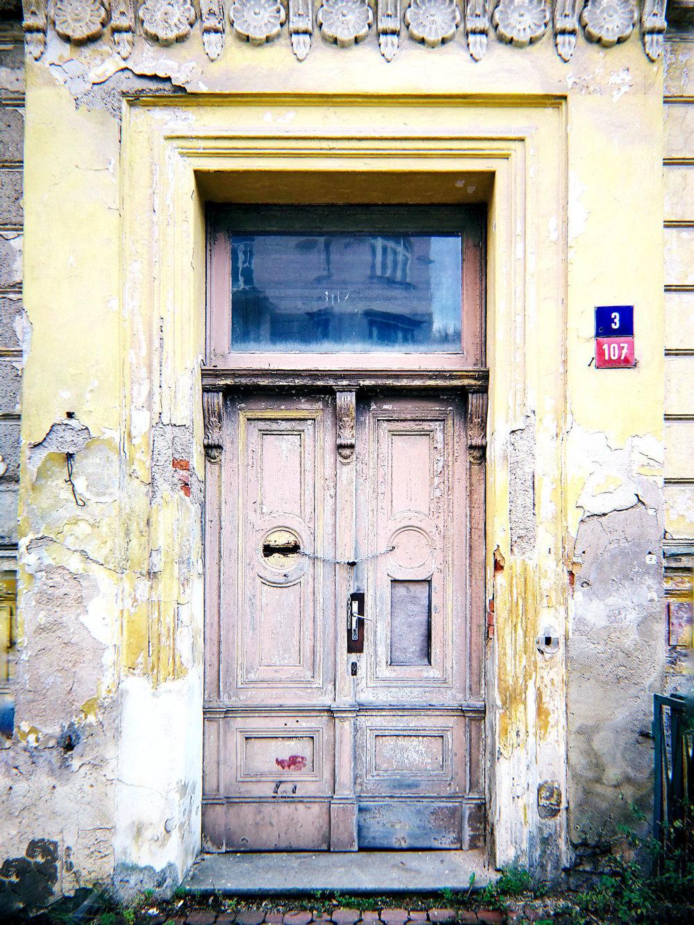 Forgotten doors...