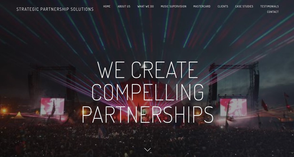 Strategic Partnership Solutions