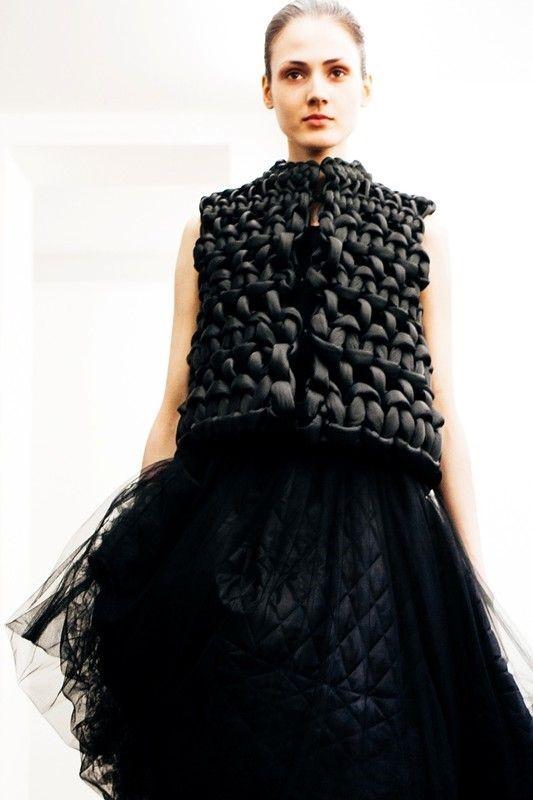 Image: Design by Kei Ninomiya/Comme des Garcons
