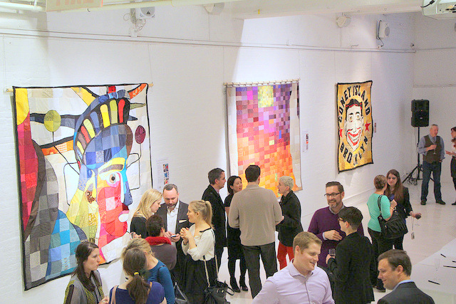 Quilt Auction, 2014