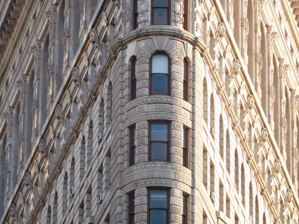 Flatiron Building, 175 5th Ave by Burnham & Dinkelberg – 1902