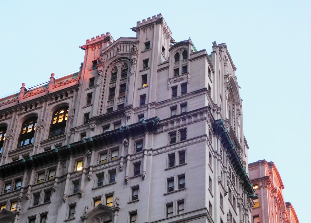 Trinity Building, 115 Broadway by Francis Kimball – 1904 & 1907