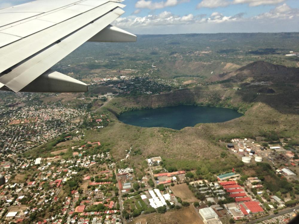 Nicaragua,Lake Managua