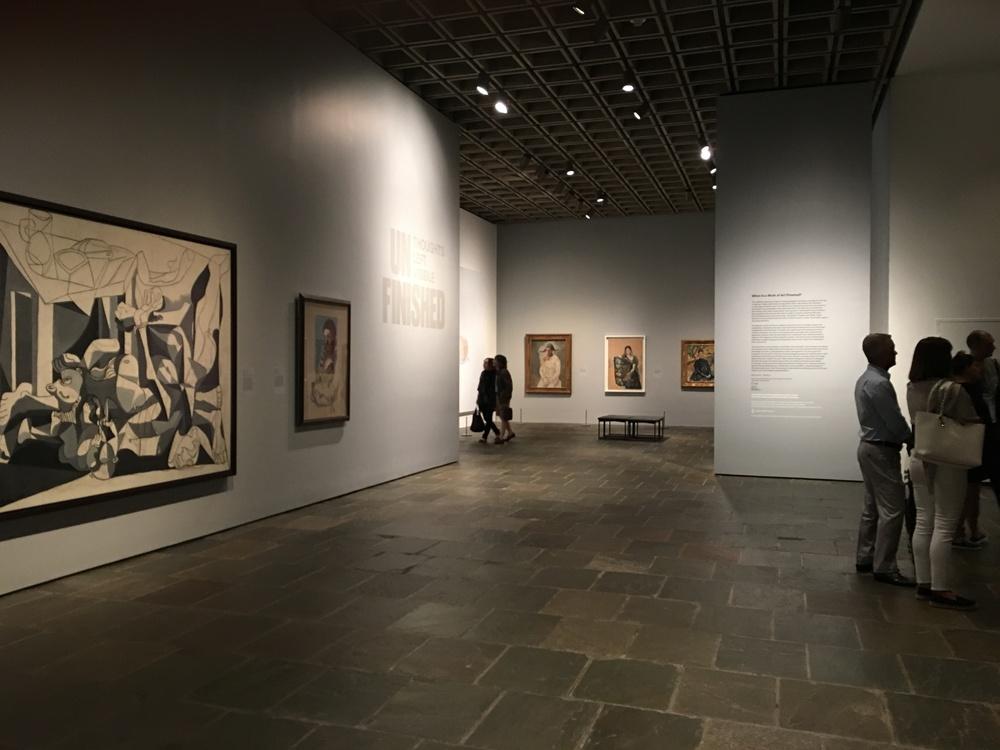 MET Breuer Exhibit Space