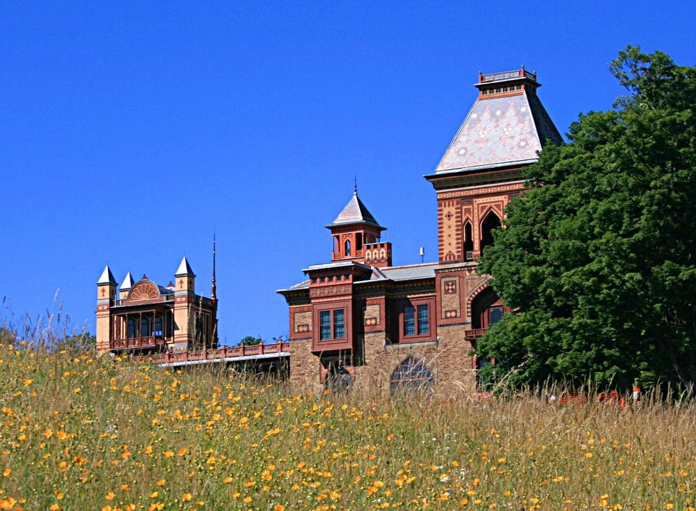 Olana, Frederic Church's Masterpiece