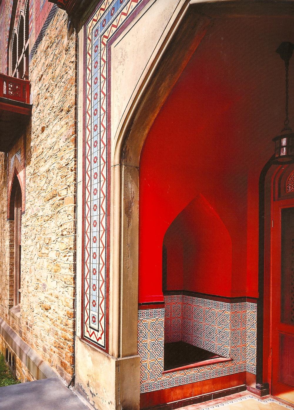 Entrance to Olana