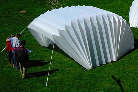 The Accordion reCover Shelter