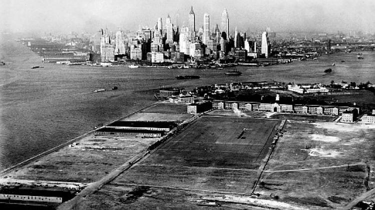 Governor's Island 1933