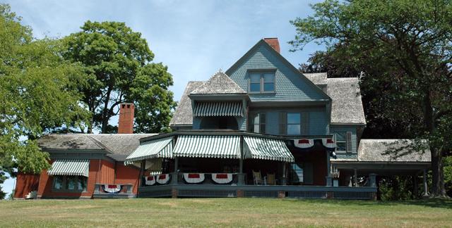 Sagamore Hill / Summer White House