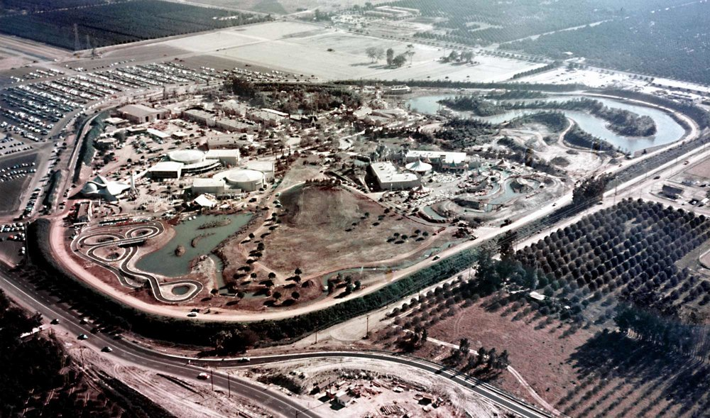Early Disneyland