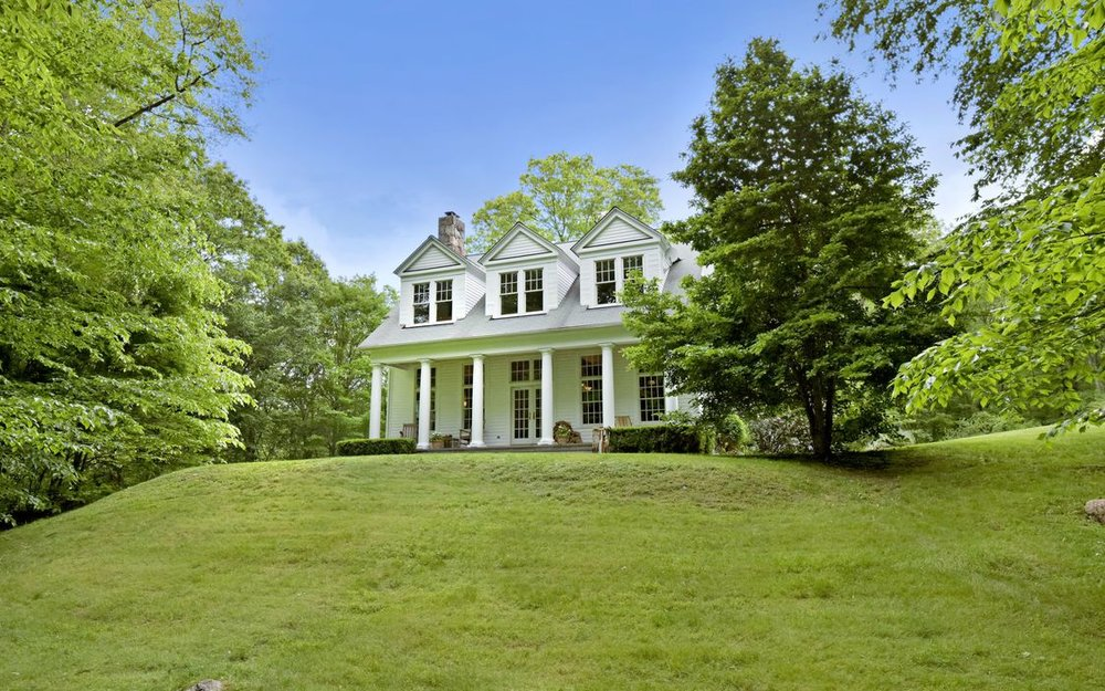 Our Pound Ridge Home