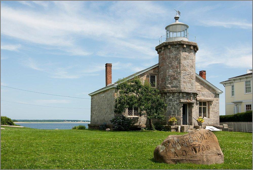 Old Stonington Harbor Lighthouse