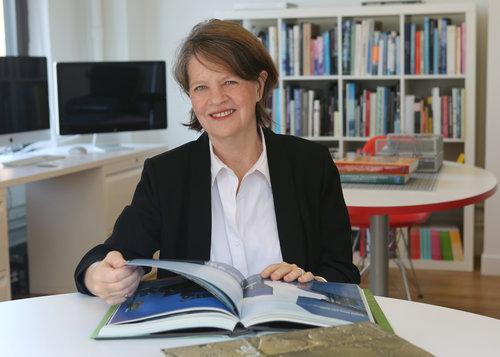 Jane Smith, FAIA, IIDA, Partner