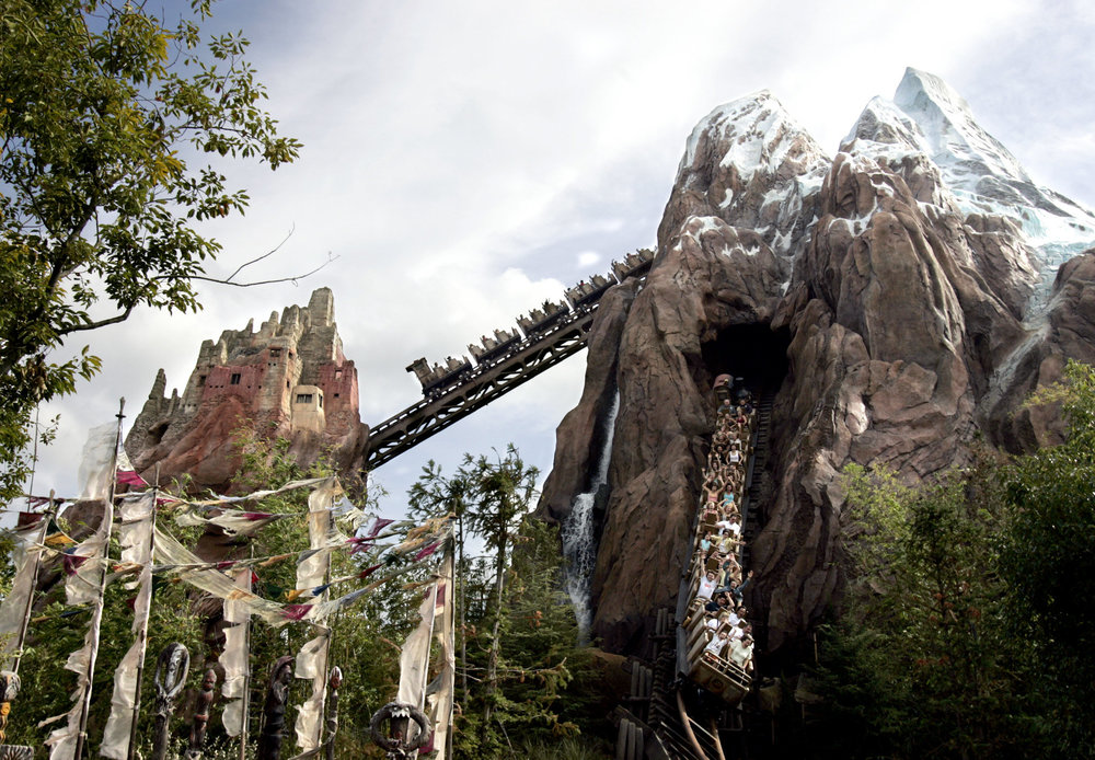 """Expedition Everest"""