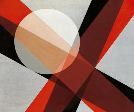 Albers and Maholy-Nagy, From Bauhaus to the New World