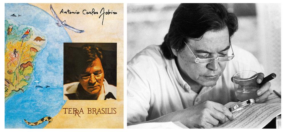 Terra Brasilis  by Antonio Carlo Jobim
