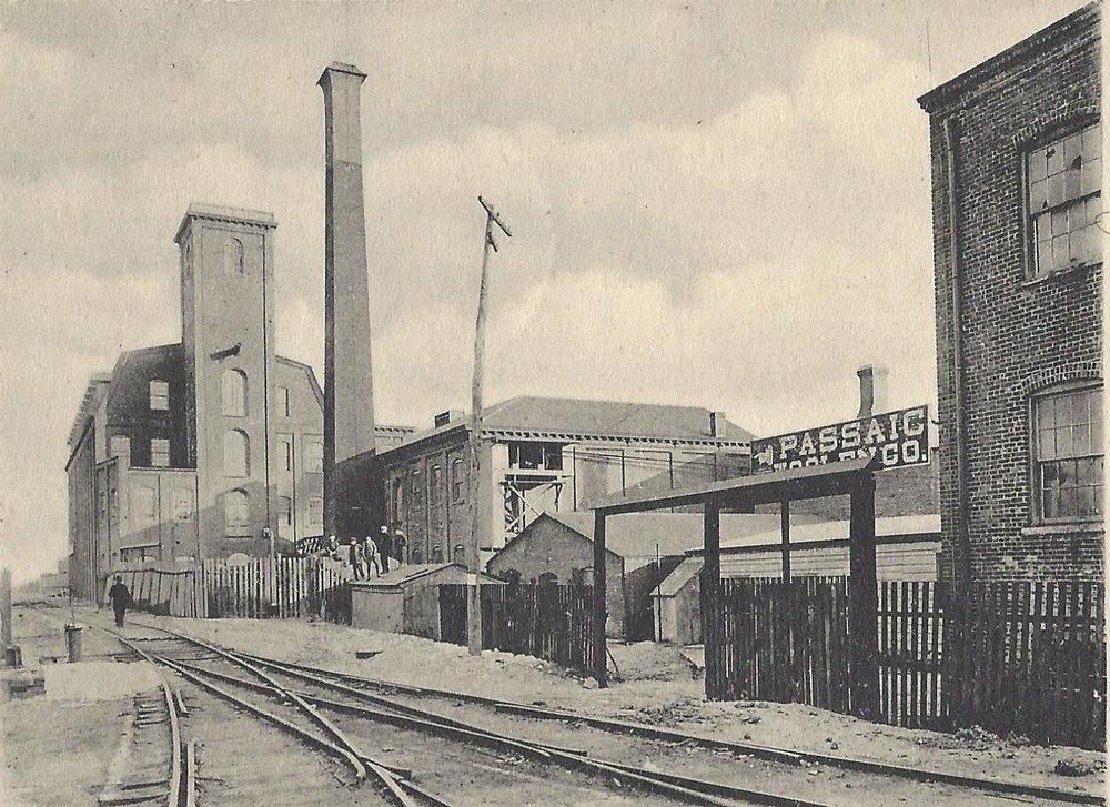 Passaic, NJ Factories