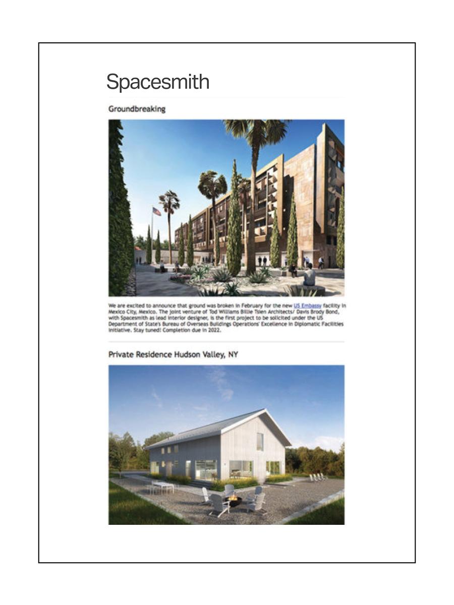 spacesmith newsletter