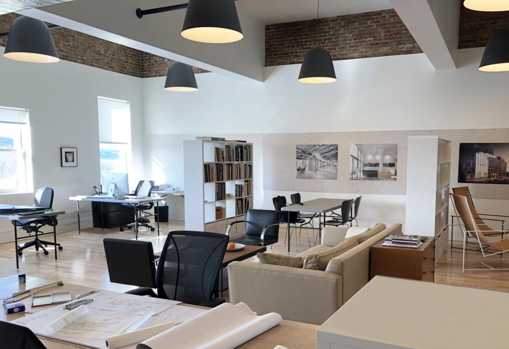 Spacesmith | Hudson Office