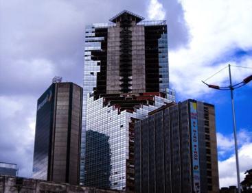 """La """"torre de David"""", an Abandoned Architectural Project"""