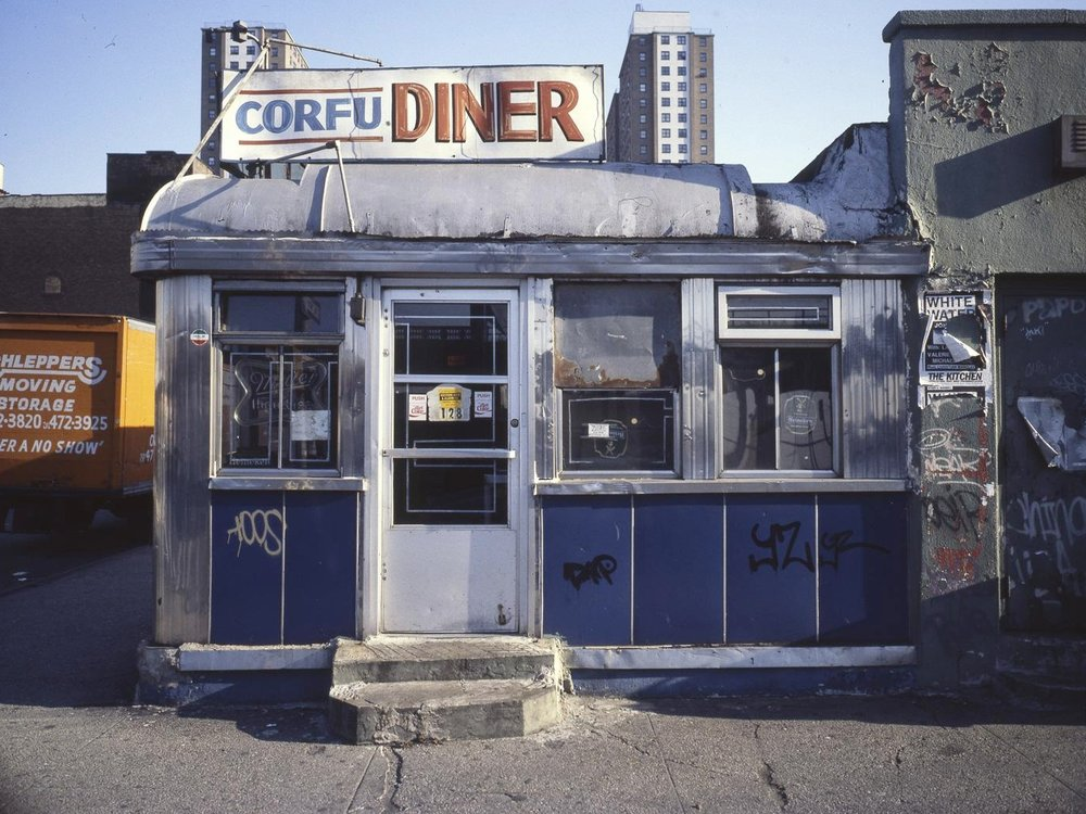 Corfu Diner - AKA: Star on 18thBuilt by the Kullman Dining Car Company 194010th Avenue & West 18th StreetRemodeled - Still in operation today as Star on 18th.