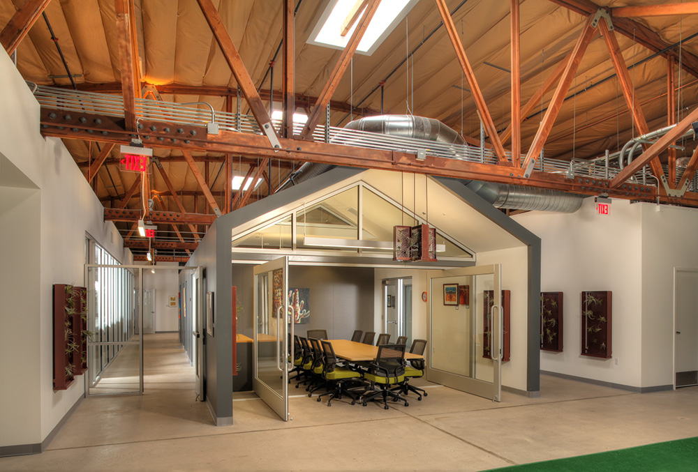 Tucson, AZ office for Habitat for Humanity