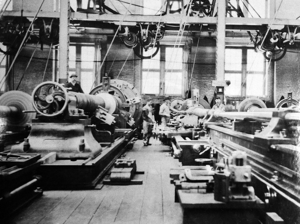 Industrial Turning Machines