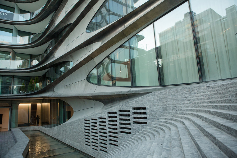 Zaha Hadid Architects - 520 W. 28th Street