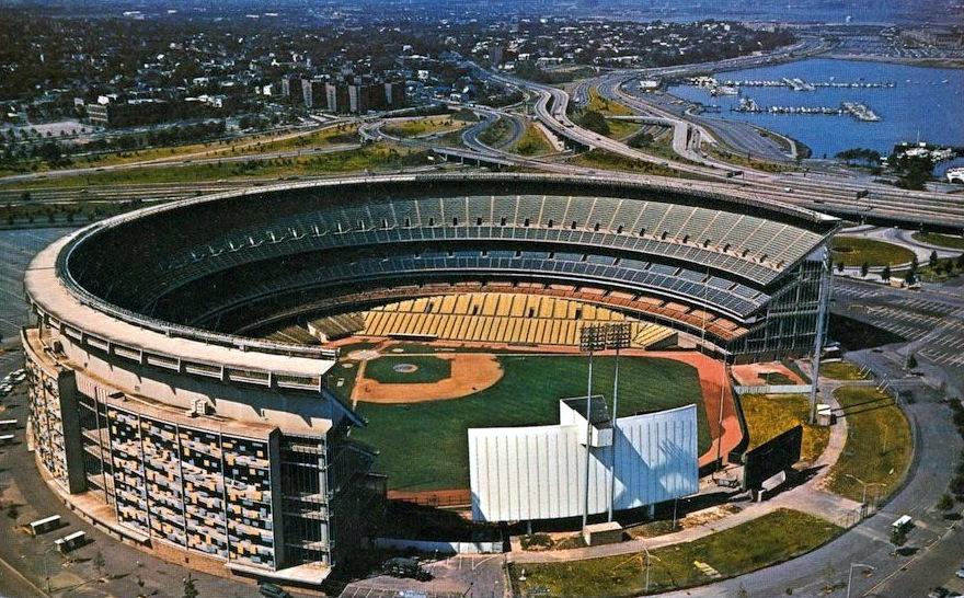 Vintage Shea Stadium