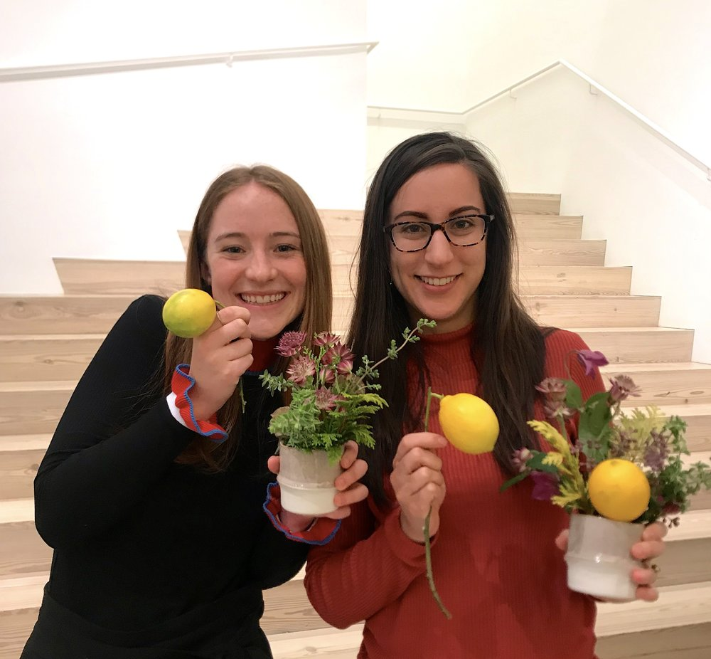 4 Look at those Spacesmith Duchenne Smiles after taking a floral arranging workshop with Fox Fodder Farm at Herman Miller.jpg