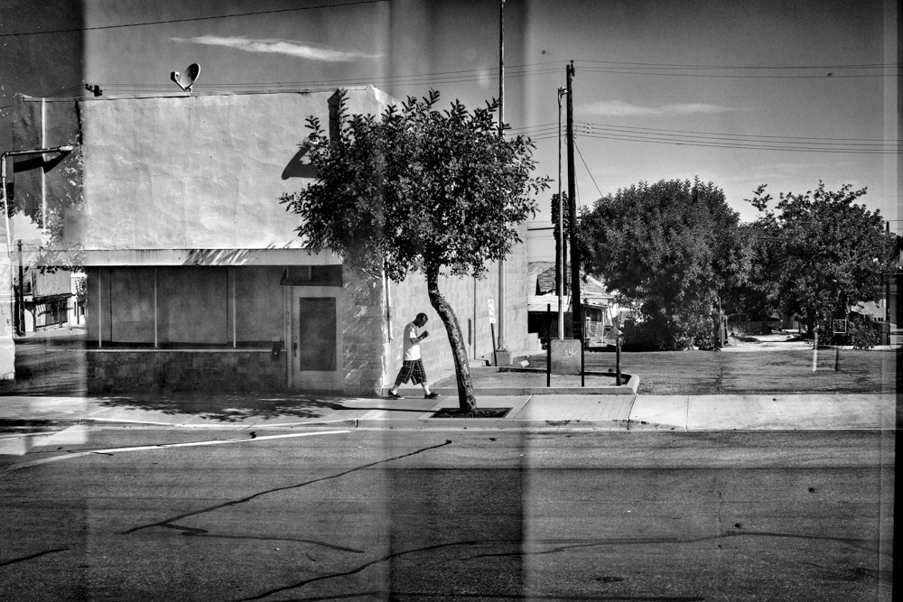 Storefront. Taft, California. 2014.  Inquire about this image