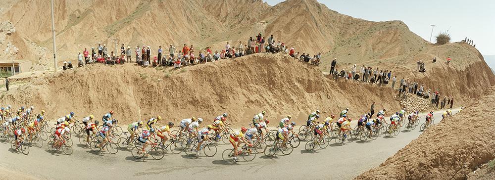 Tour of Qinghai Lake, China, 2003