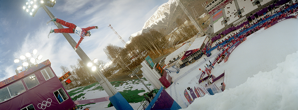 Freestyle Skiing, Sochi 2014 Olympic Games