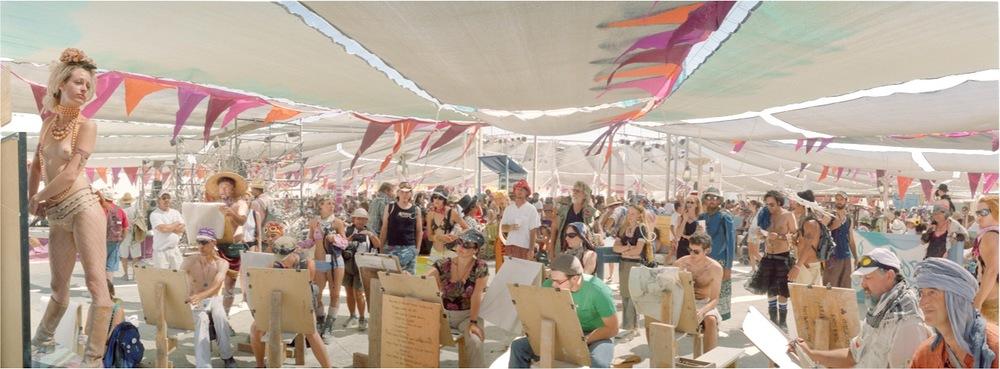 USA, Nevada, Burning Man, 2005