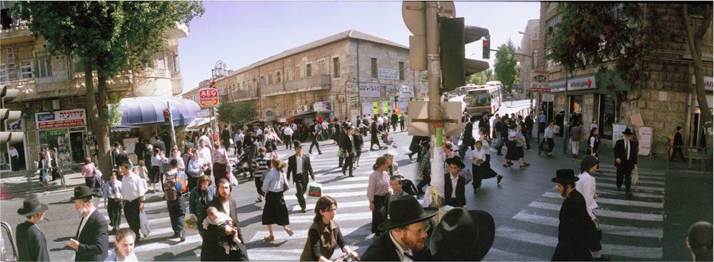 Israel, Jerusalem, Mea She'arim, 2006