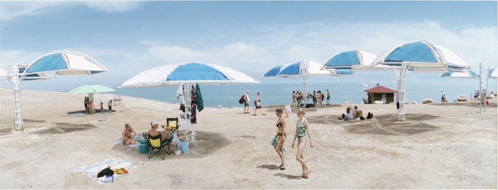 Israel, Dead Sea, 2005