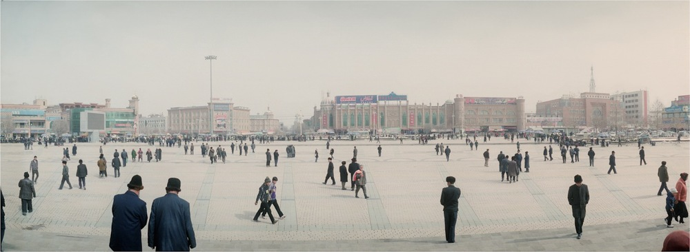 Kashgar, China, 2011