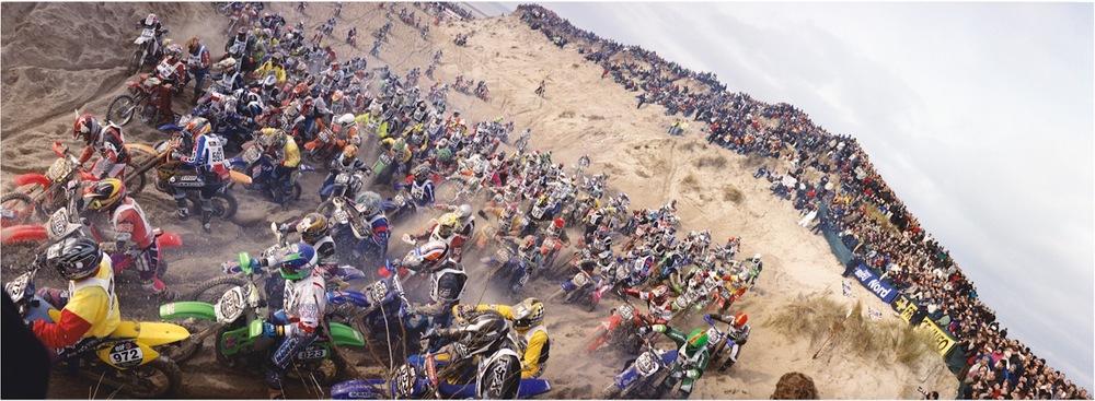 France, Le Touquet, Enduro Sand Race, 2005
