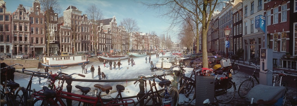 Netherland, Amsterdam, 2012