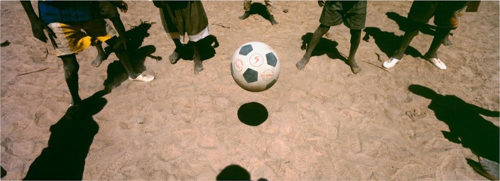 Mali, Soccer, 2006