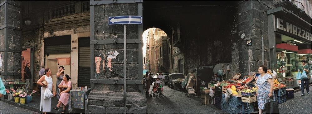 Italy, Naples, 2001