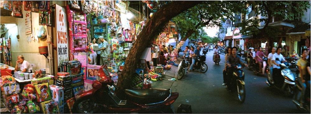 Vietnam, Hanoi, 2010