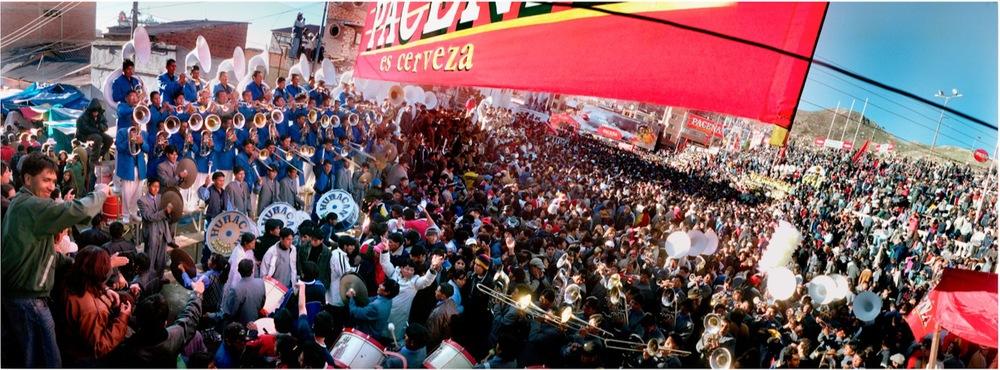 Bolivia, Carnival of Oruro, 2010