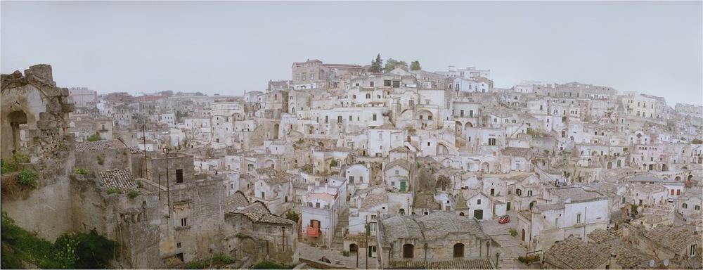 Italy, Matera, 2012