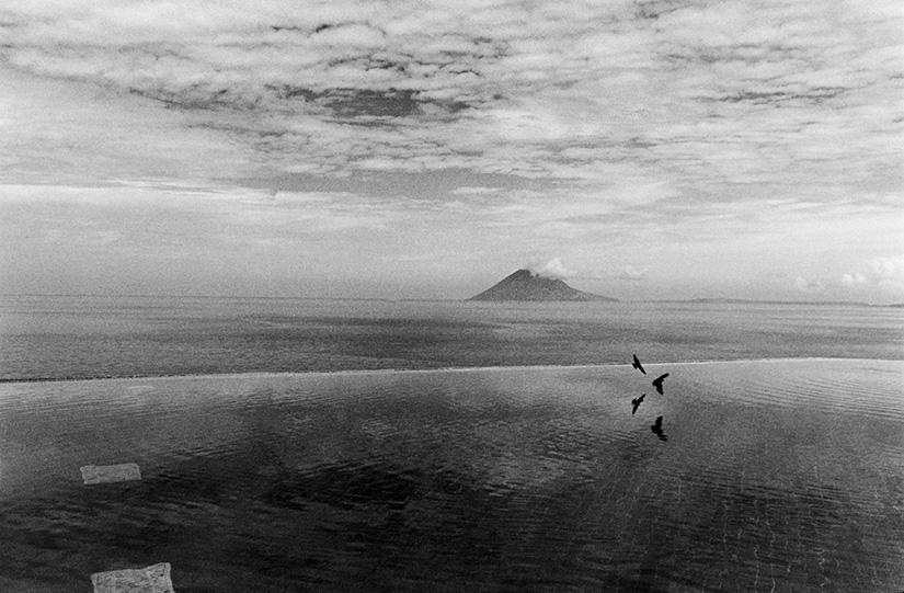 Meditation - Manado Bay Sulawesi, 2002