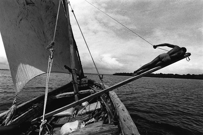Wind Rider - East Coast of Kenya, 1998